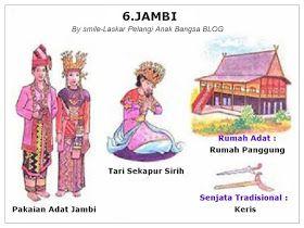 Baju Adat Indonesia 33 Provinsi