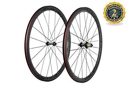 Superteam 23mm Basalt Braking Surface Wheel 38mm Carbon Road 700c