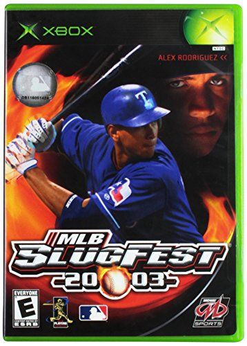 Mlb Slugfest 2003 Xbox Continue To The Product At The Image