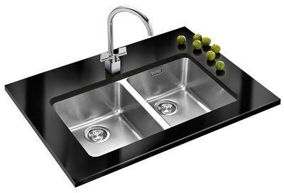 Franke Kubus Kbx120 34 34 Stainless Steel Kitchen Sink Steel