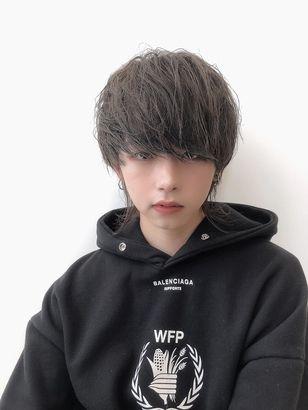 2021年春】メンズ|ウルフの髪型・ヘアアレンジ|人気順 ...