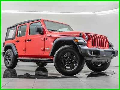 Ebay Advertisement 2018 Jeep Wrangler Unlimited Sport 2018 Jeep