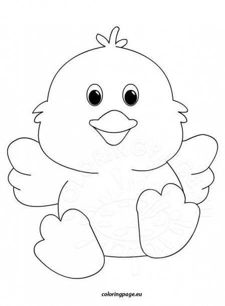 Easter Chicks Coloring Pages Easter Coloring Pages Easter Colouring Easter Chicks