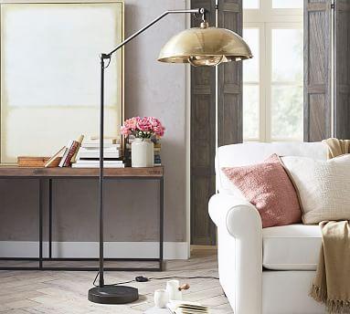 Baldwyn Sectional Floor Lamp With