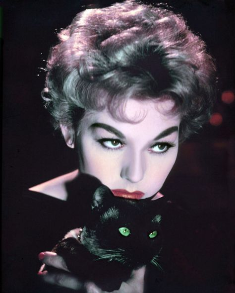 Kim Novak in Bell, Book & Candle