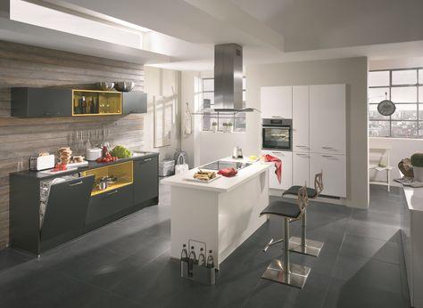 8 best Nobilia Color Concept images on Pinterest Concept - küchen kaufen ikea