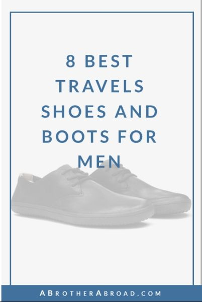 The 27 Best Travel Shoes for Men: All