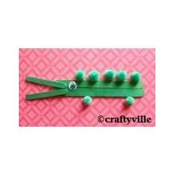 Alligator crafts for kids and adults