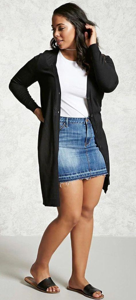 17 Stunning Outfit Idea's For PLUS SIZE Women
