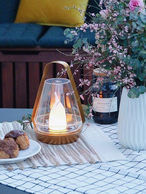 Mes jolies lampes de jardin solaires Nortene | Inspiration ...