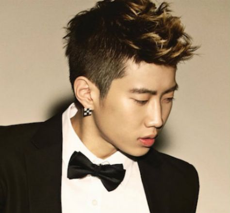 49 Ideas Haircut Korean Men Jay Park
