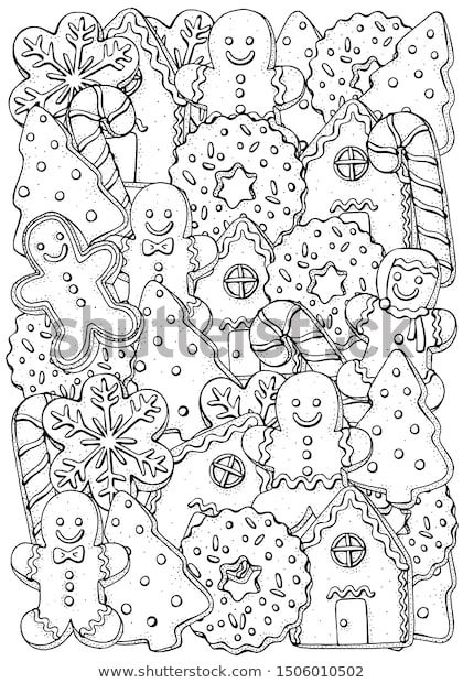 Zen Christmas Coloring Pages Tips