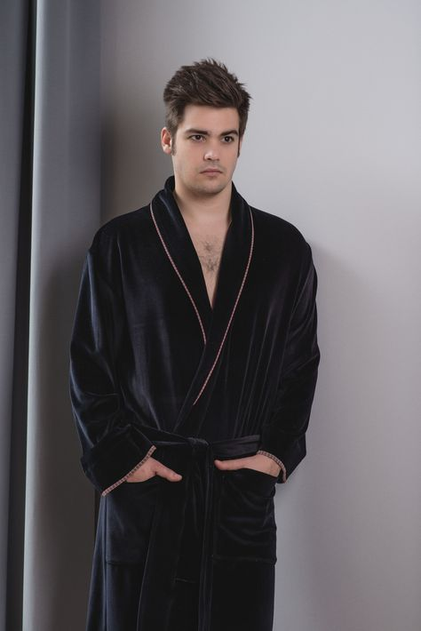 Belmanetti bathrobe man collection Winter 2014