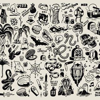 Make Yo Moma Proud Traditional Tattoo Black And White Traditional Tattoo Art Traditional Tattoo