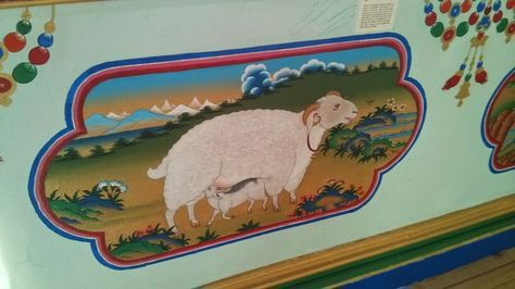 Year of the Sheep starts Sunday!