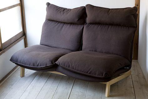 無印良品 ハイバックリクライニングソファ2シーター ブラウン ソファー の買取価格 Id 220071 おいくら ソファ リクライニングソファ ソファー