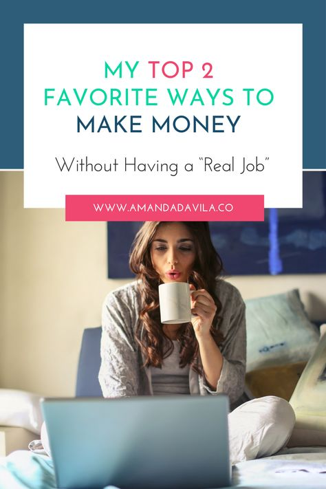 Make LEGIT money on your own terms without selling products or doing anything slimy. #workfromhome #virtualassistant #freelance