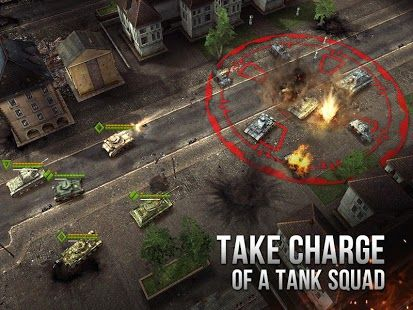 Armor Age Tank Wars Mod Free Upgrade For Android