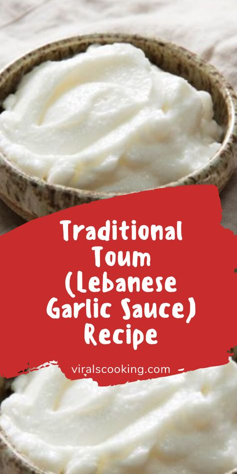Print Recipe Four-quarter raspberry surprise Fall in love with Christine Ferber's superb raspberry surprise pie recipe . Lebanese Garlic Sauce, Mediterranean Garlic Sauce, Mediterranean Recipes, Paste Recipe, Ramadan Recipes, Middle Eastern Recipes, Arabic Food, Sauces, Lebanese Recipes