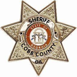 Us State Of Georgia Cobb County Sheriff Department Badge Sheriff Department Police Badge County Sheriffs