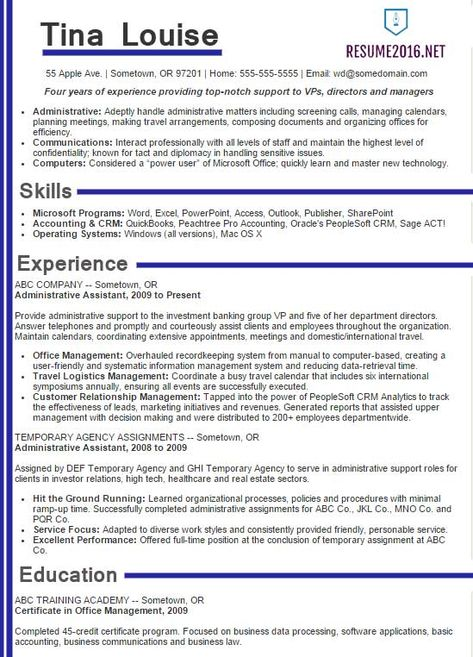 American Psychological Association Health Disparities Initiative - technical support assistant sample resume