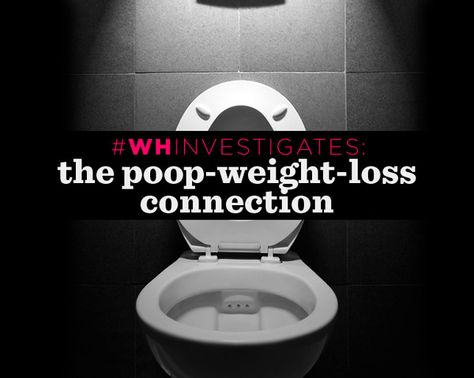 Your Poop Can Weigh Up To Four Pounds, But That Doesn't Mean You'll Lose Weight