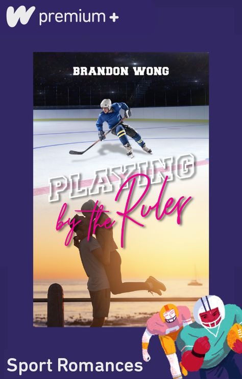 There is something about an athlete that really gets our hearts pounding. Head on over to Wattpad to discover a collection of gold medal romances loved by readers around the world! 🧡