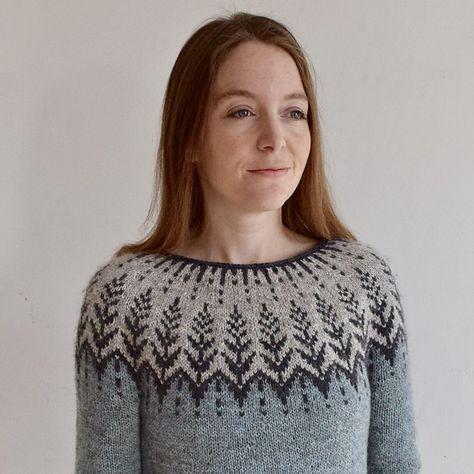 Arvingen pattern by Pia Hernø