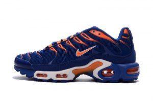 Nike Air Max Plus TN Indigo Orange Mens Shoes | Nike Air Max