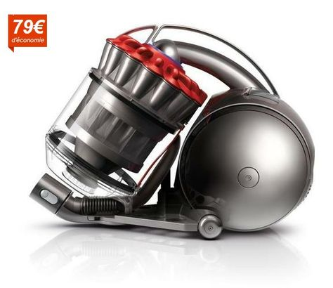 dyson dc33c tangle free aspirateur sans sac avec technologie ball
