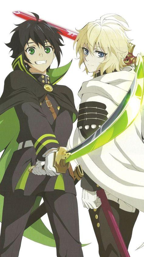 Image Result For Seraph Of The End Wallpaper Manga Et Dessin