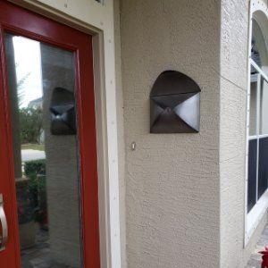 Envelope Mailbox Pottery Barn Metal Mailbox Door Decorations