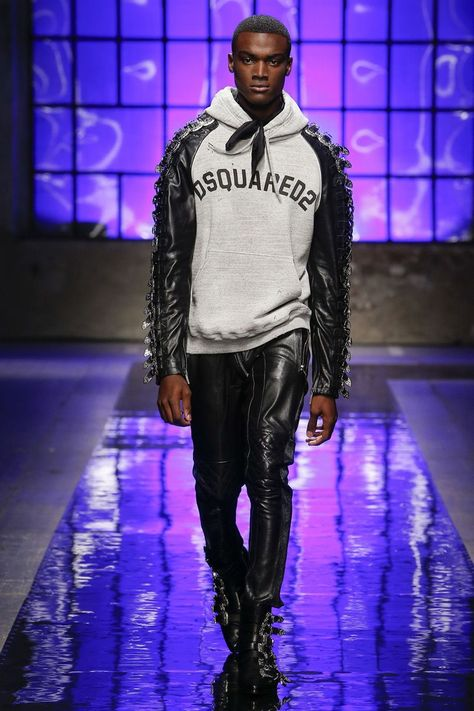 DSquared2 Spring/Summer 2018 Co-ed