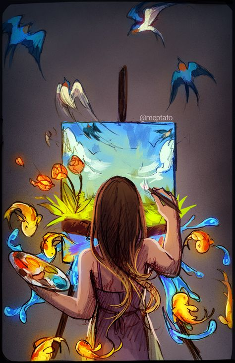 [168] Visionary by mcptato on DeviantArt