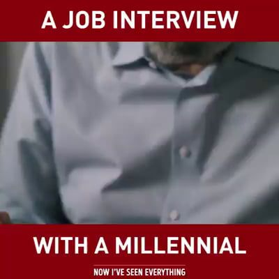 Wtf Millennials Funny Interview Work Jokes Job Humor