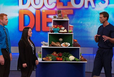 """E.R. physician Dr. Travis Stork explains how his new weight loss program, """"The Doctor's Diet,"""" includes three easy-to-follow plans — STAT, RESTORE and MAINTAIN — which offer scientifically proven nutrition tips that Dr. Travis follows in his own life. Plus, get healthy and delicious recipes you can whip up easily!"""
