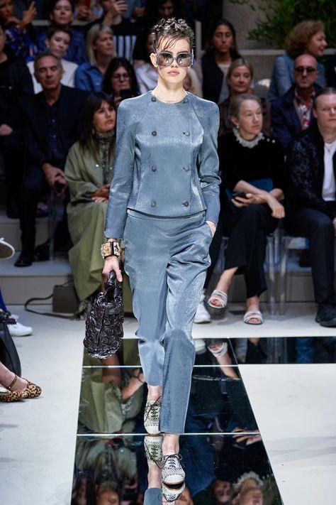 Giorgio Armani Spring 2020 Ready-to-Wear Collection - Vogue