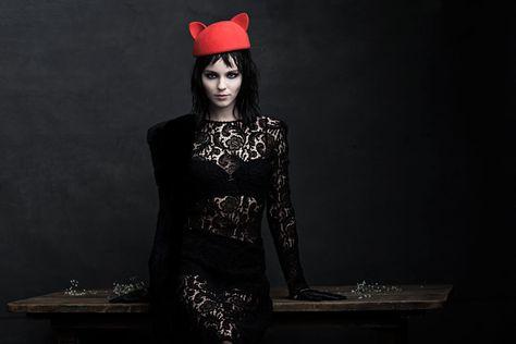 THE SEDUCTRESS - Eugenia Kim kitty hat. 212 872 2519