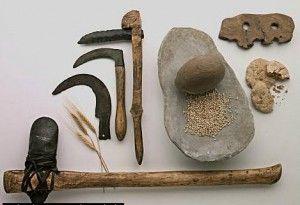 Con El Tallado Realizaron Herramientas Como Azagayas Arpones Cuchillos Hachas Anzuelos Flechas Uti History Of Agriculture Neolithic Neolithic Revolution