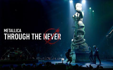 HD wallpaper: Metallica Through the Never Movie HD Wallpaper 04, Metallica Through The Never poster