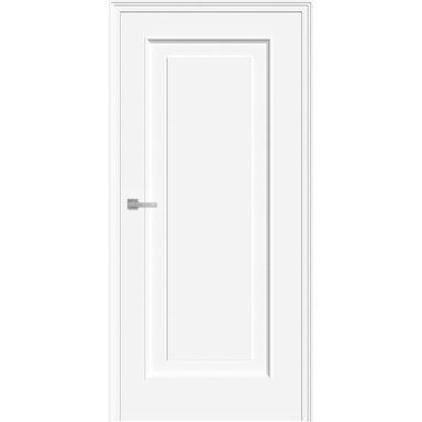 Skrzydlo Drzwiowe Zara Biale 80 Prawe Classen Drzwi Wewnetrzne W Atrakcyjnej Cenie W Sklepach Leroy Merlin Tall Cabinet Storage Storage Cabinet Storage