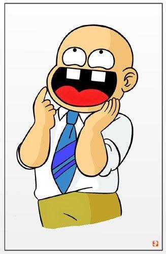 ぬけさく先生 キャラクター 先生 漫画