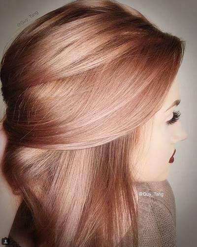 Frisur 2019 Herbst Frisuren Haarfarben Beauty