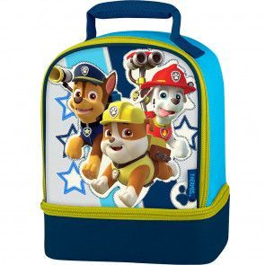 Paw Patrol Insulated Lunch Bag Official Licensed Character School Lunch Bag