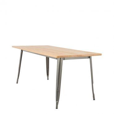 Tavolo Lix Piallato Legno 160x80 Idee Per Decorare La Casa Tavolo Arredamento