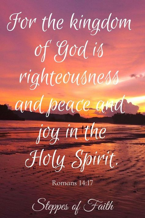 """""""Therefore, let us pursue the things which make for peace and the things by which one may edify another."""" Romans 14:19 +++ #God #Jesus #HolySpirit #kingdom #peace #joy #love #heaven #serve #Shavuot #pentecost #bible #holybible #bibleverses #scripture #truth #biblequotes #inspirationalquotes #quotes #christian #christianity #christianliving #dailydevotional #sunset #beaches #ocean #nature #beauty #sun"""