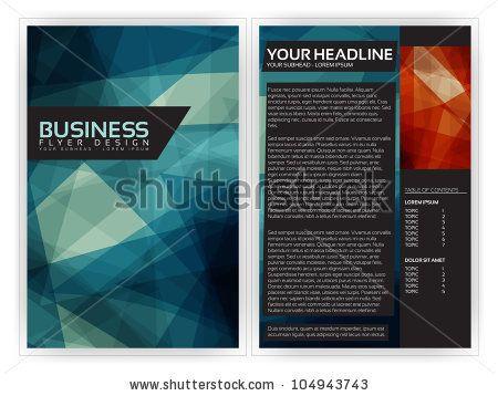 Best Oferta Images On   Brochures Brand Design And
