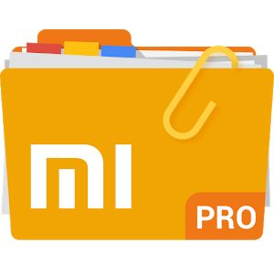 File Manager by Xiaomi release file storage space V1181031