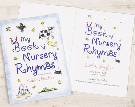 Gift Boxed Book Of Nursery Rhymes