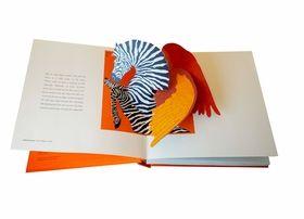Hermes Pop Up Artbook D A P Gorgeous Paper Constructions